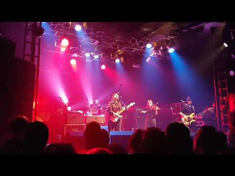 The Breeders performing: Saints & Drivin' On 9 at the Electric Ballroom, London 2017