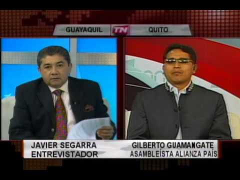 Gilberto Guamangate
