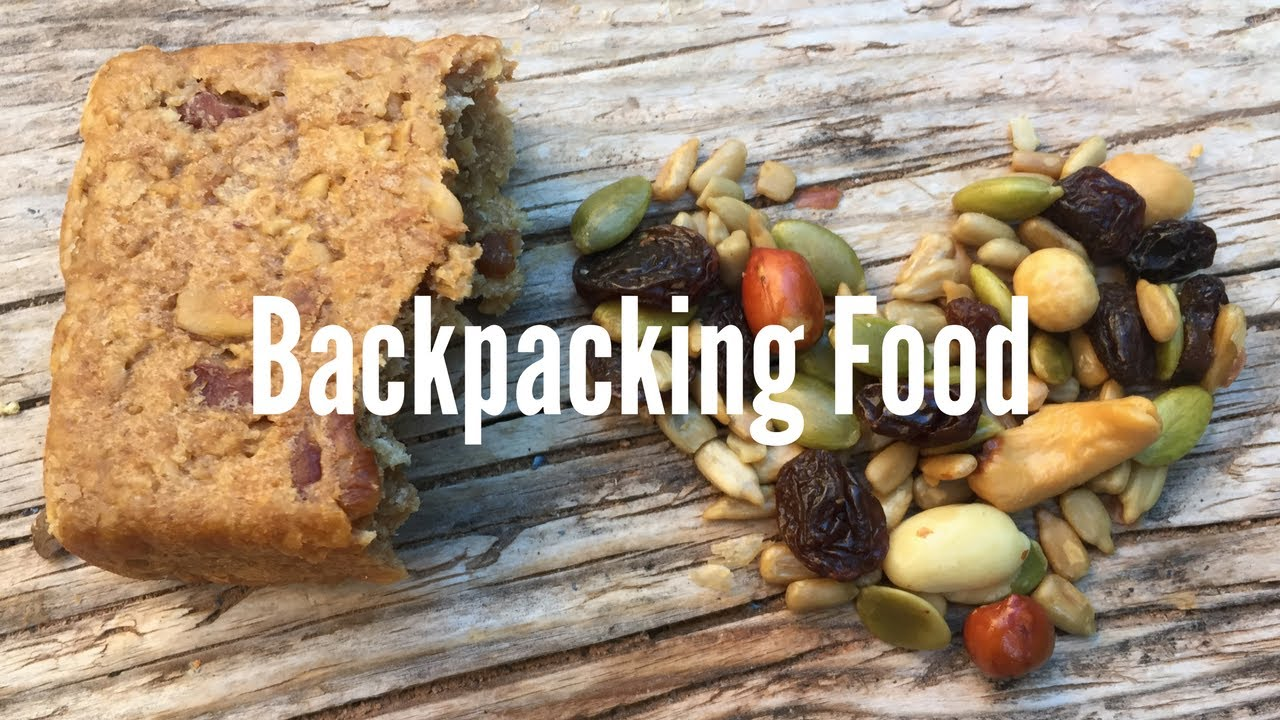 Gluten Free Backpacking Food