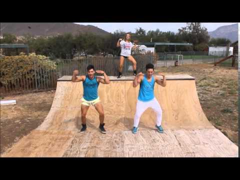 Tu Me Quemas - Zumba Twins ft Raquel Call - Coreografía Oficial