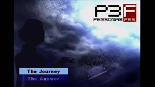 Shin Megami Tensei : Persona 3 FES -160- Moving On Up