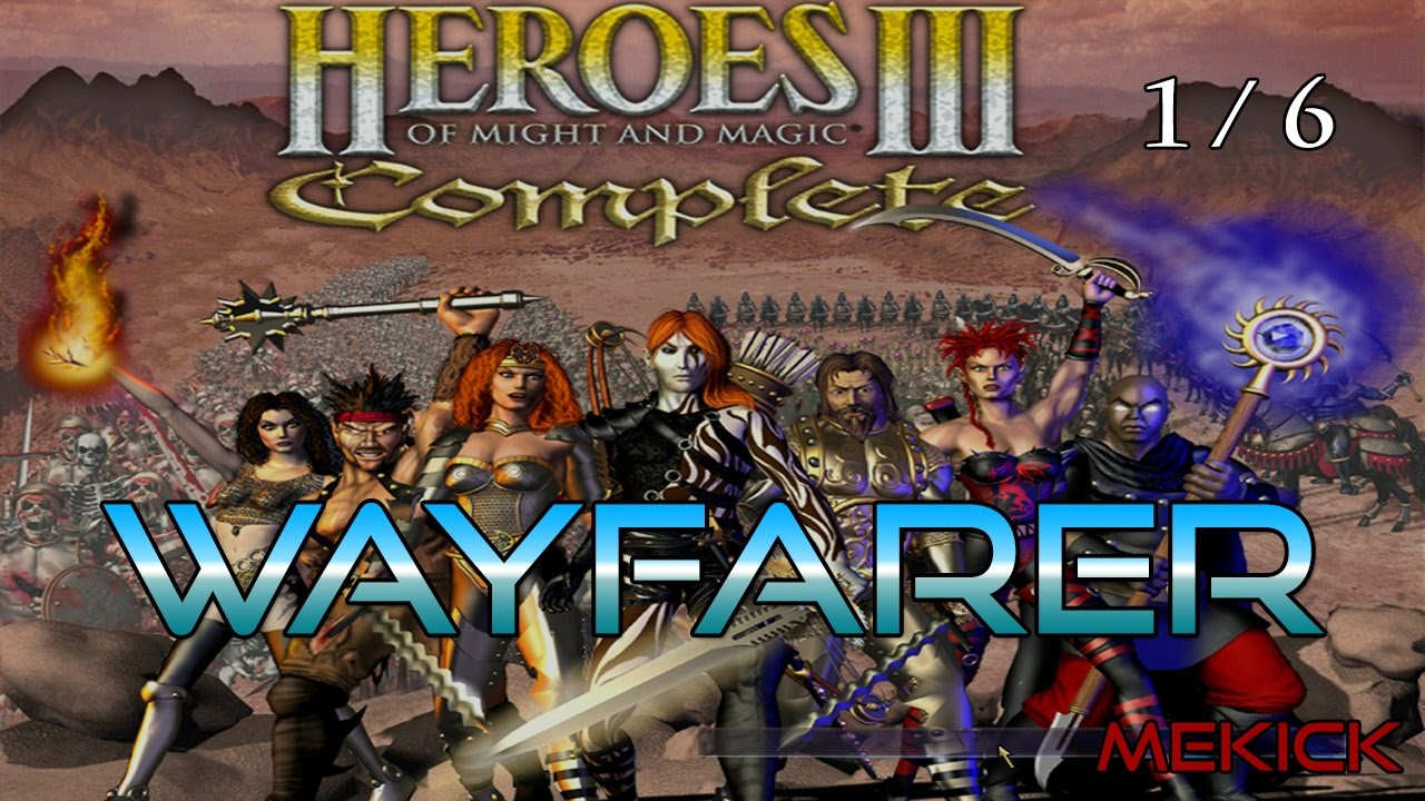 Features of the passage of Heroes of Might and Magic 6 67