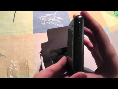 unboxing pl SAMSUNG CHAT 350 C3500 rozpakowanie po polsku