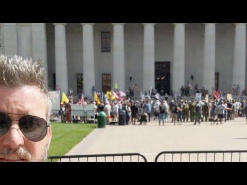 Columbus Ohio Gun Rights Rally