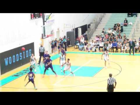 Woodside vs. Menchville 11.29.16