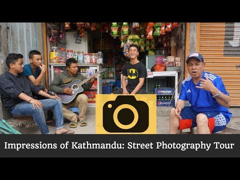 Impressions Of Kathmandu : Street Photography Morning Tour #Nepal