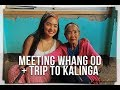 Meeting Whang Od + Trip to Kalinga