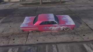 GTA 5 - Cruising Down The Street In My 64