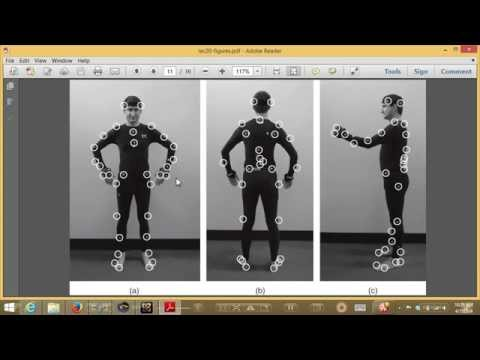 CVFX Lecture 20: Motion capture setup and forward kinematics