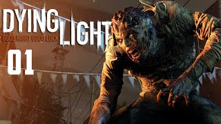 Dying Light: Harran Infected City Ep.1