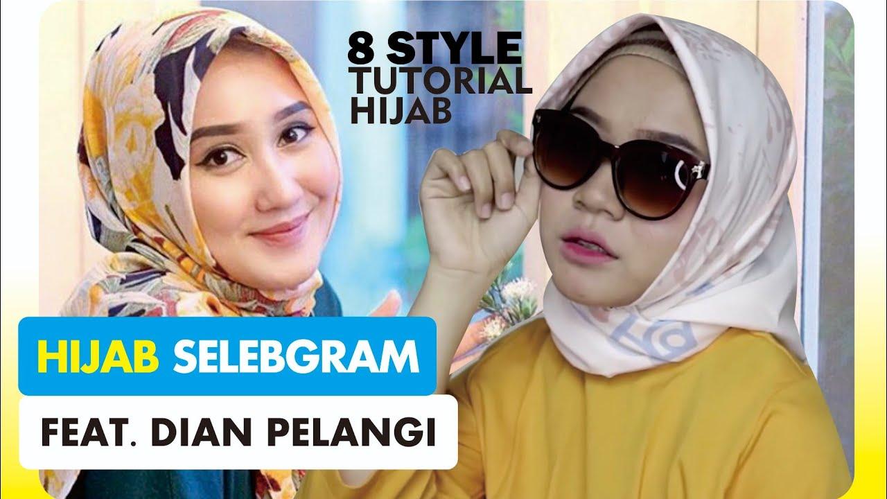 Tutorial Hijab Dian Pelangi 2018 Edukasi Lif Co Id