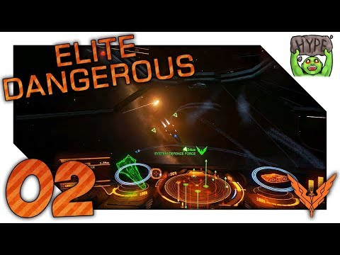 Conflict Zone (Mistakes Were Made) - Zero To Hero - Ep 02 - Elite Dangerous Playthrough