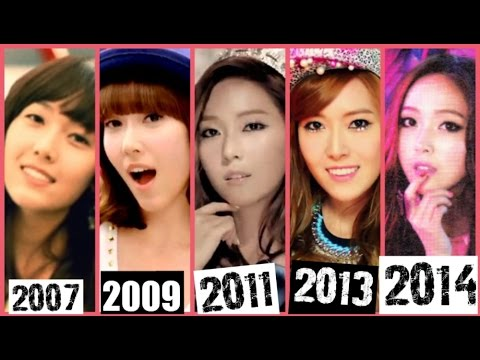[NEW] All SNSD Music Videos 2007-2014 (OFFICIAL)