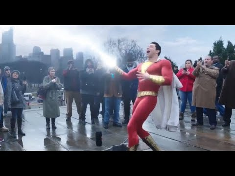 Download SHAZAM! HD   Lightning With My Hands