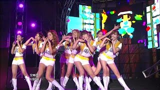 【TVPP】SNSD - Oh!, 소녀시대 - 오! @ Incheon Korean Music Wave Live