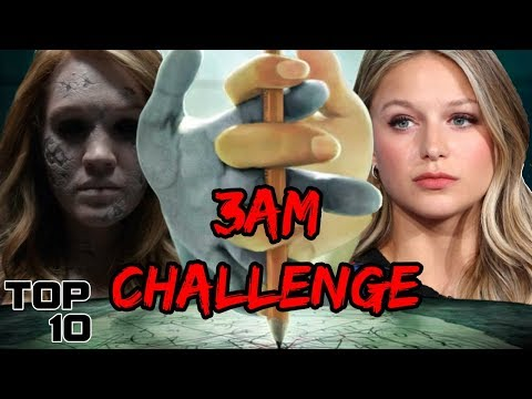 Top 10 Scary Cursed Paranormal Games You Should Never Play - Part 2