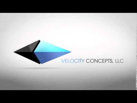 Velocity Concepts, LLC Logo Stinger