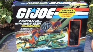 1984 G.I. Joe Zartan review
