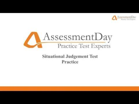 Situational Judgement Tests, Free Online Practice Tests