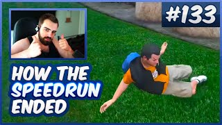 NEW EXCLUSIVE CUT FOOTAGE MISSING PROLOGUE TRAIN!- How The Speedrun Ended (GTA V) - #275