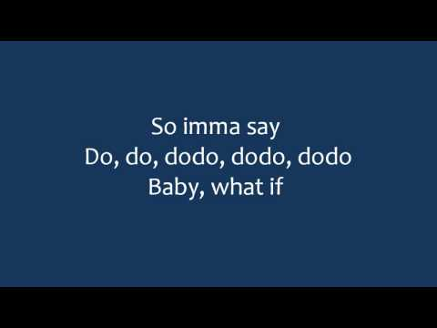 Jason Derulo - What If (lyrics)