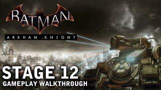 Batman - Arkham Knight - Stage 12: Skirmish on Bleake Island (PS4)
