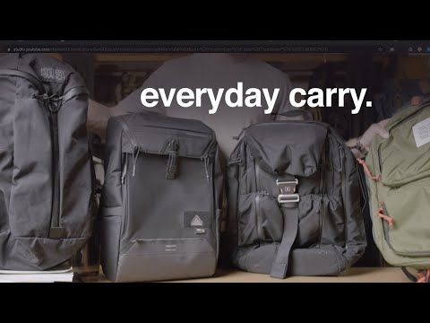 10 Epic Everyday Carry Backpacks