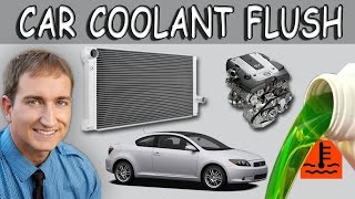 How to Change Coolant: Flushing a Vehicle
