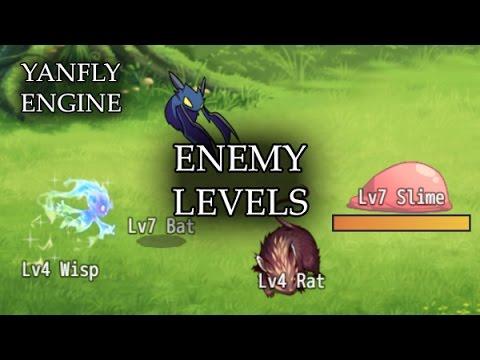 Enemy Levels (YEP) - Yanfly moe Wiki