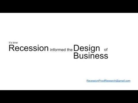 Research- The Recession-Proof Architecture Firm