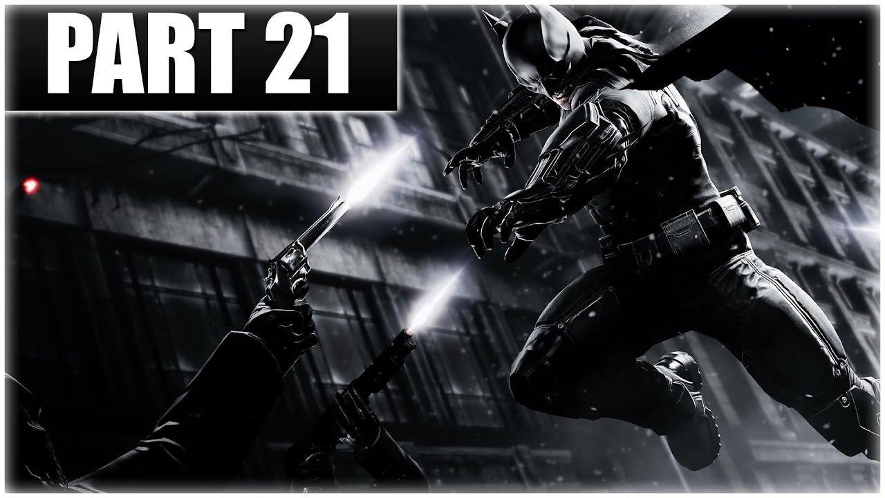 Batman: Arkham Origins (PS3) - Walkthrough Part 21 - YouTube