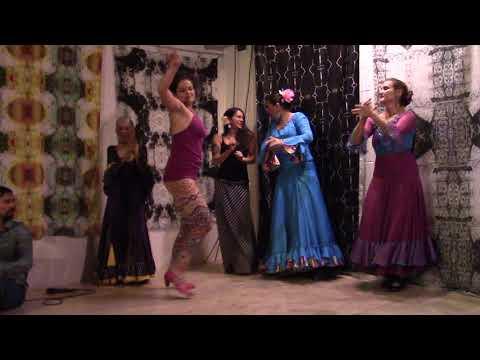 "Flamenco Chico: ""Rumba"", Dance Showcase @ Oregon Wine Lab"