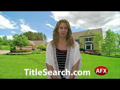 Property title records in La Paz County Arizona | AFX