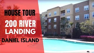 200 River Landing Condo Daniel Island SC IPhone Tours with Bob