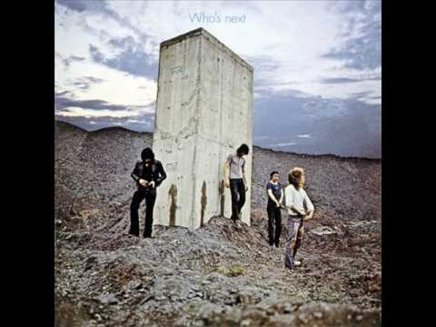 The Who The Song is Over