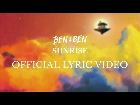 Ben&Ben - SUNRISE (Official Lyric Video)
