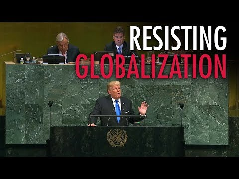 """Trump at the UN: """"Wicked few"""" get ultimatums"""