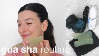 Gua Sha Routine | Clean, Green Beauty
