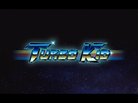 TURBO KID Video Game - Announcement Teaser