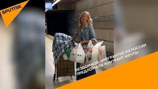 Бездомной эмигрантке из России предложили контракт мечты
