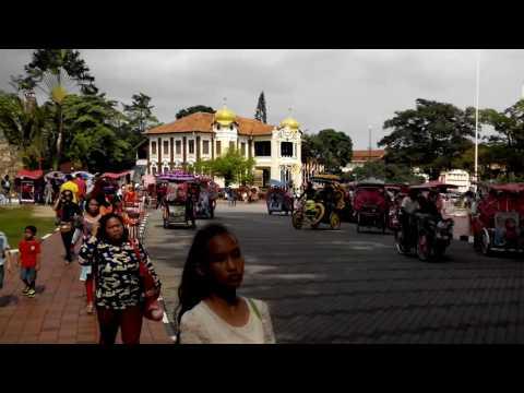 Malacca Heritage Street Malaysia 2016
