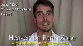 Rare & Powerful Channeled Meditation to Enter the HEAVEN ON EARTH ZONE
