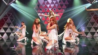 Gambar cover 【TVPP】After School - Flashback (New Member: Ka-Eun), 플래쉬백 @ Comeback Stage, Show Music Core Live