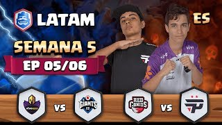 CRL LATAM: Vivo Keyd vs Giants Gaming | Red Canids vs Pain Gaming