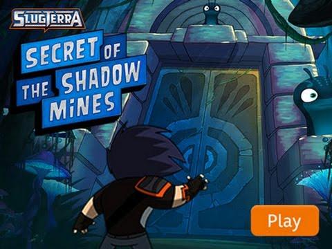 I.G. - Slugterra Secret Of The Shadow Mines Part 10: TREASURE ROOM