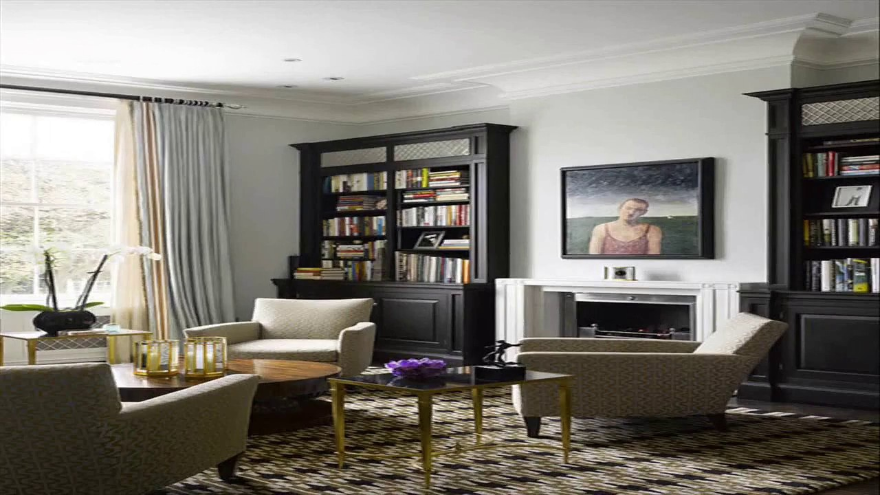 Crown Molding Designs Living Rooms