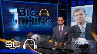 Scott Van Pelt sends love and respect to Dan Patrick | 1 Big Thing | SC with SVP