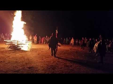 """El mundo ya nos reconoce"" Mensaje de Tribu Sachem a Grupo Scout Quitrangülam"