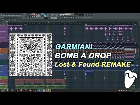 Garmiani - Bomb A Drop (Original Mix) (FL Studio Remake + FLP)