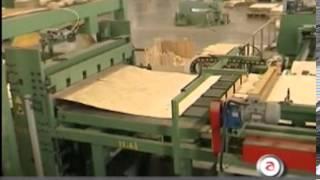 Автоматизарованная линия по производству фанеры и шпона(Автоматизарованная линия по производству фанеры и шпона Angelo Cremona Италия., 2014-02-27T13:56:18.000Z)
